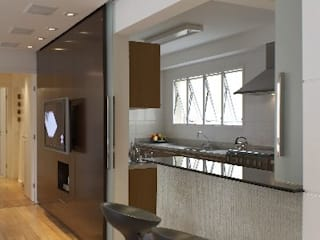 ห้องครัว โดย Elisabete Primati Arquitetura, โมเดิร์น
