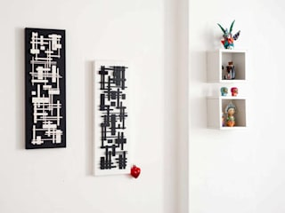 Paredes y pisos de estilo moderno de Franko & Co. Moderno