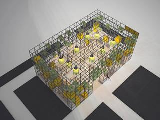 Fuar Standı Tasarımı Modern Evler Pil Tasarım Mimarlik + Peyzaj Mimarligi + Ic Mimarlik Modern