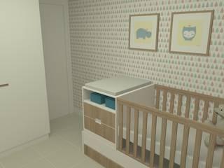 by Carolina Mendonça Projetos de Arquitetura e Interiores LTDA
