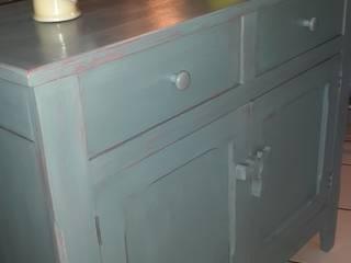 Les Créas De Marie KitchenCabinets & shelves