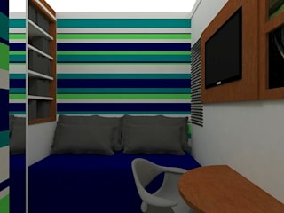 Dormitorios de estilo clásico de Nádia Catarino - Arquitetura e Design de Interiores Clásico