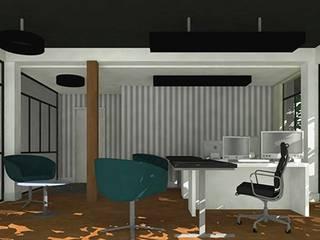 de Nádia Catarino - Arquitetura e Design de Interiores Moderno