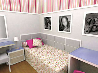 Dormitorios infantiles de estilo clásico de Nádia Catarino - Arquitetura e Design de Interiores Clásico