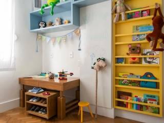 Cuartos infantiles de estilo  por Hana Lerner Arquitetura,