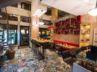 E,vent - Milaan:  Gastronomie door Mosaic del Sur België - Nederland