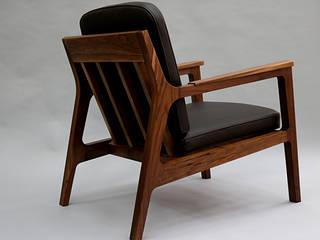 lounge chair 1인용소파: 데이너퍼니쳐의 스칸디나비아 사람 ,북유럽