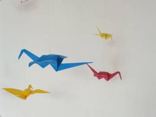 Mobile Ciel et Mer par Paperworks Asiatique