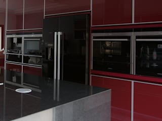 LUSIARTE Modern kitchen