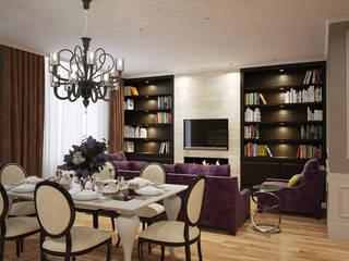 Уютные и просторные апартаменты в Одессе: Гардеробные в . Автор – graphvision