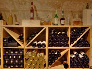 Wine cellar by LUSIARTE