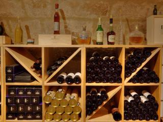 Weinkeller von LUSIARTE, Modern
