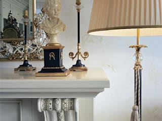 Classic style living room by Архитектор Татьяна Стащук Classic