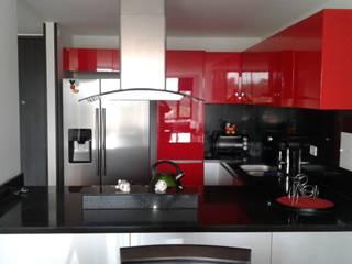 مطبخ تنفيذ MS - CONSTRUCCIONES MARIO SOTO & Cìa S.A.S.
