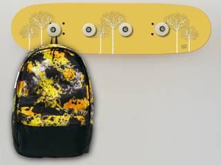 Skateboard furniture - Birch Tree Autumn Collection skate-home Habitaciones infantilesAlmacenamiento