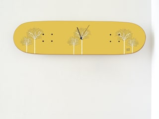 Skateboard furniture - Birch Tree Autumn Collection skate-home Oficinas y tiendas