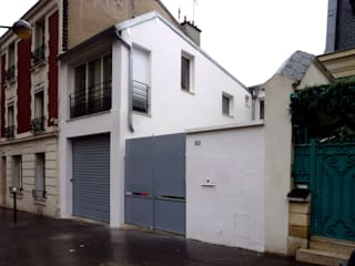 Modern houses by Olivier Stadler Architecte Modern