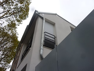 Casas modernas: Ideas, imágenes y decoración de Olivier Stadler Architecte Moderno
