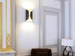 Klasik Oturma Odası Olivier Stadler Architecte Klasik
