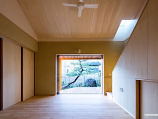 アグラ設計室一級建築士事務所 agra design room Livings modernos: Ideas, imágenes y decoración
