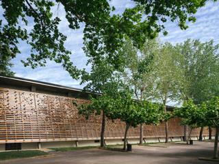 Picadero Club de Campo Villa de Madrid. España Casas de estilo escandinavo de CIPRÉS S.L Escandinavo