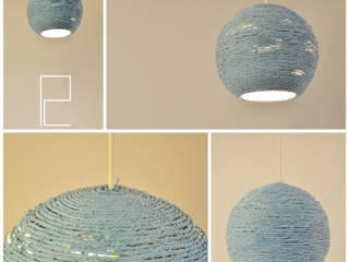 SIS.AL - POLPA LAMPS :   por Blue Art Factory,Eclético