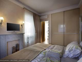 Ольга Кулекина - New Interior ห้องนอน