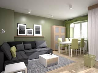 wizualizacja mieszkania - WROCŁAW od renderPLAN