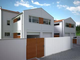 wizualizacja budynku wielorodzinnego - WARSZAWA od renderPLAN