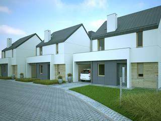 wizualizacje domów jednorodzinnych - KRAKÓW od renderPLAN