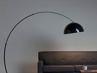 Angelo Luz + Diseño Living roomLighting Black