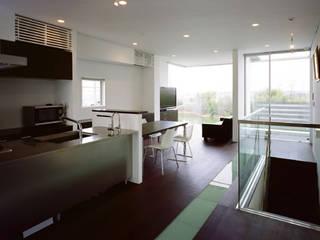 一級建築士事務所アトリエm Modern dining room