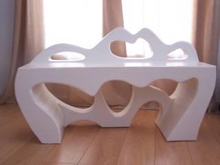 Banc blanc, blanc banc:  de style  par Marc BERNARD - Cartonnable