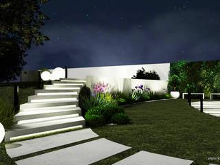 Modern Garden by Klaudia Tworo Projektowanie Wnętrz Sp. z o.o. Modern