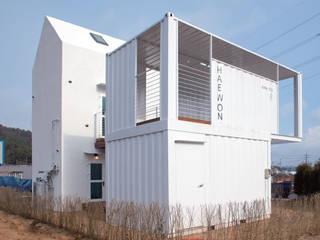 โดย AAPA건축사사무소 โมเดิร์น