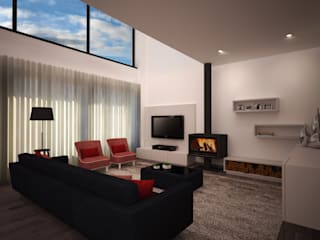 modern  by Mariline Pereira - Interior Design Lda., Modern