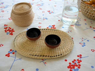 bla bla textiles Dining roomAccessories & decoration Cotton White