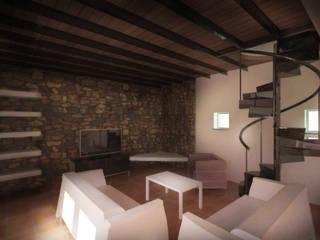 Casa Fito-Tomás de garcia navalon arquitecto Mediterráneo