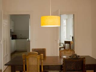 raum12 Dining roomLighting Yellow