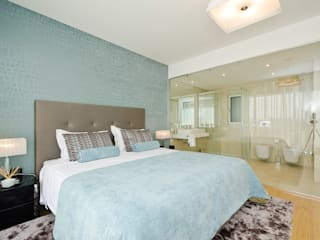 Private Interior Design Project - Albufeira Modern style bedroom by Simple Taste Interiors Modern