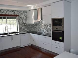 Ansidecor 廚房收納櫃與書櫃 石英 White