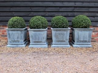 Zinc Planters A Place In The Garden Ltd. Garden Plant pots & vases