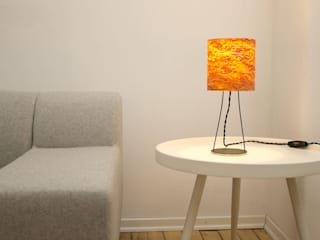 raum12 Study/officeLighting Amber/Gold