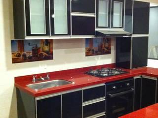 cocina Cocinas modernas de Arttektura SAS Moderno