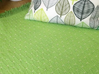 latiendawapa BedroomTextiles Cotton Green
