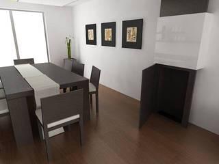 Renders de R3 design & animation studio Clásico