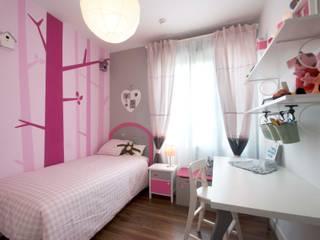 Habitación de Lola Dormitorios infantiles de estilo moderno de demarcasueca Moderno