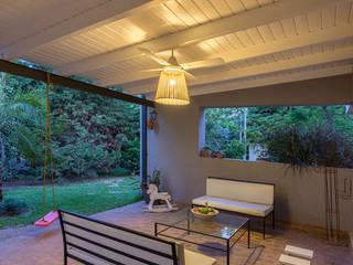 Casa El Paso I: Jardines de estilo  por ARRILLAGA&PAROLA