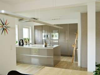 HONEYandSPICE innenarchitektur + design Modern kitchen