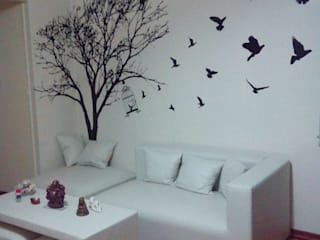 Vinilos Impacto Creativo Living roomAccessories & decoration